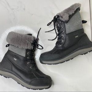 Ugg Adirondack Fur Lined Duck Snow Winter Boots